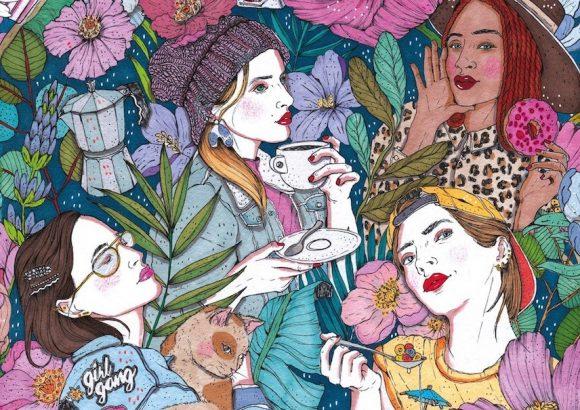 Ana Jarén celebra la amistad entre mujeres en 'Amigas'