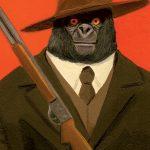 'El planeta de los simios' de David de las Heras