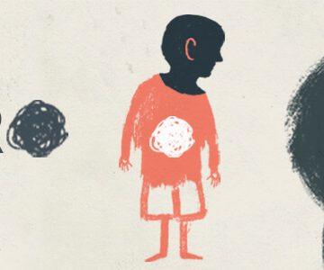 'Mi vacío', álbum ilustrado de Marcos Viso